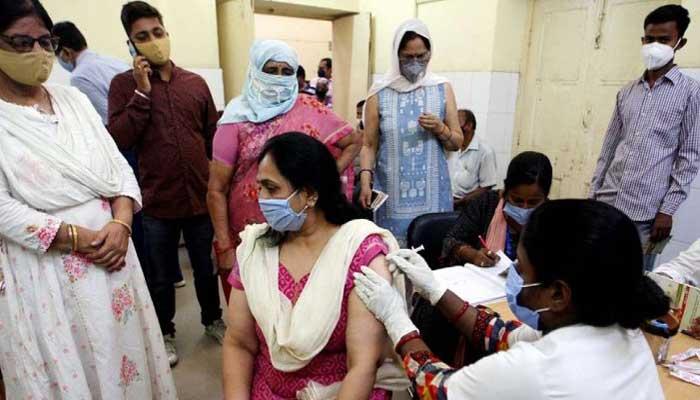 India's Cumulative Vaccination Coverage exceeds 415 million