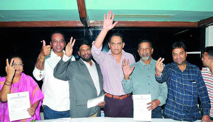 হায়দরাবাদ ক্রিকেট সংস্থার নতুন প্রেসিডেন্ট আজহার