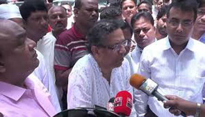বিএনপি মওদুদকে নিয়ে গণতন্ত্র বাঁচিয়ে রেখেছে: আইনমন্ত্রী