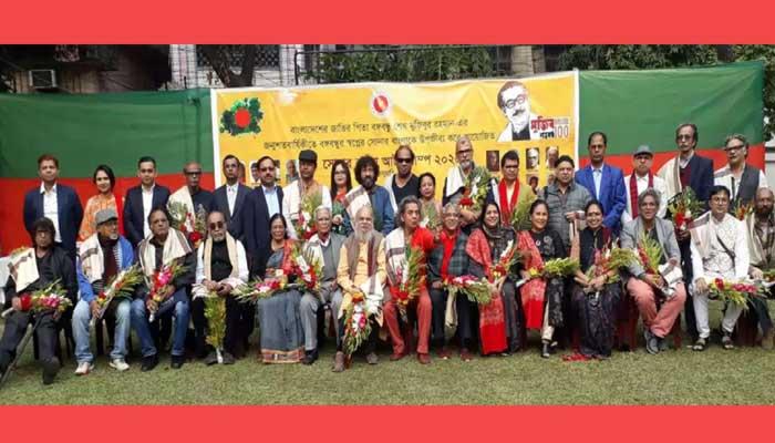 মুজিব বর্ষ : কলকাতায় পাঁচ দিনব্যাপী চিত্র প্রদর্শনী শুরু