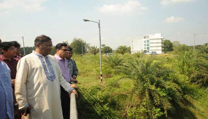 'বঙ্গবন্ধু শেখ মুজিব ফিল্ম সিটিকে বিশ্বমানের করে গড়ে তোলা হবে'