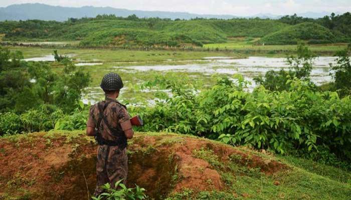 ভারতে এনআরসি : অনুপ্রবেশ ঠেকাতে সতর্ক বিজিবি