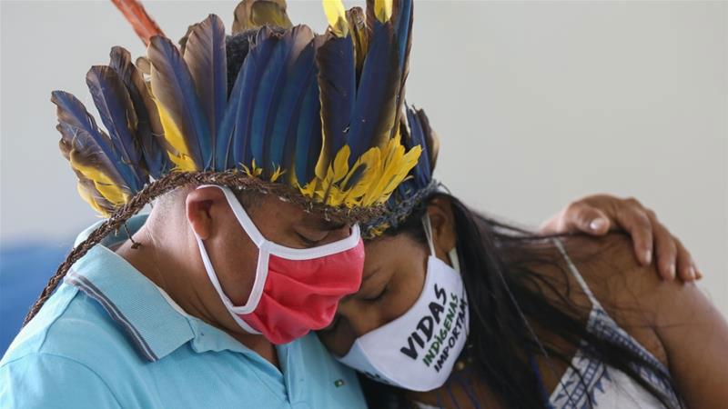 করোনা ভাইরাস : রাশিয়াকে পেছনে ফেলে দ্বিতীয় স্থানে ব্রাজিল