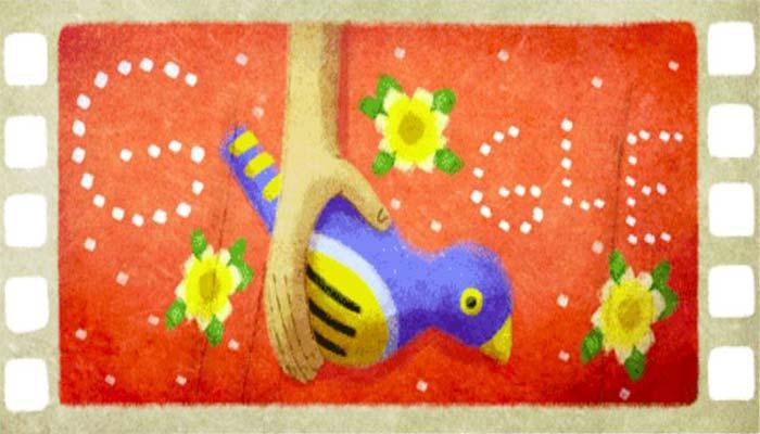 তারেক মাসুদকে জন্মদিনের শুভেচ্ছা জানিয়ে ডুডল বানিয়েছে গুগল