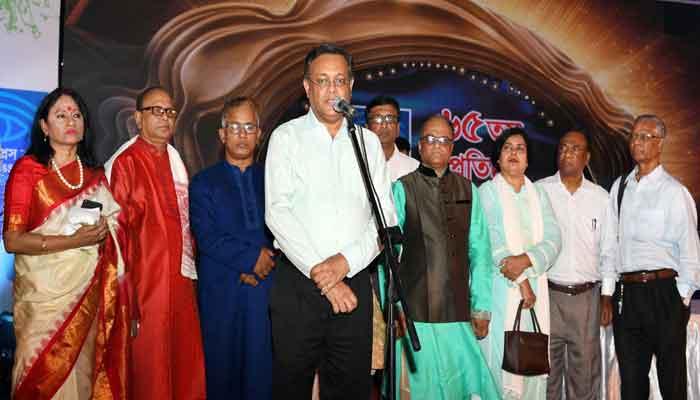 'জাতীয় প্রেসক্লাব দেশের প্রতিটি ঐতিহাসিক ঘটনার সাথে সম্পৃক্ত'