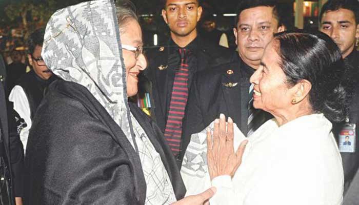 ২২ নভেম্বর ইডেনে ঘণ্টা বাজাবেন শেখ হাসিনা-মমতা