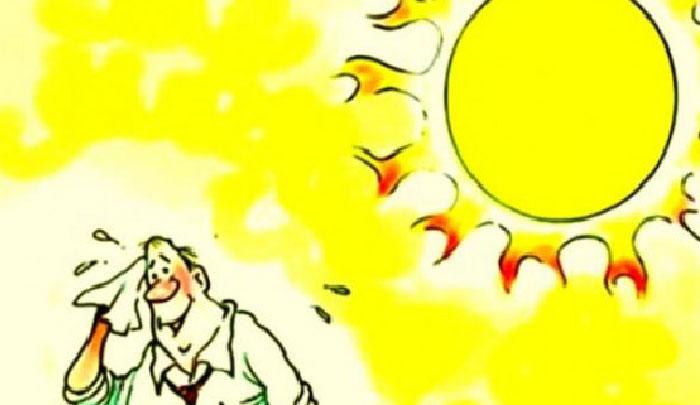 চলছে দাবদাহ : ধেয়ে আসছে ঘূর্ণিঝড় ফেনি