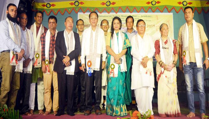 কমলগঞ্জে মণিপুরীদের ইন্দো-বাংলা কালচারাল এক্সচেঞ্জ সম্পন্ন