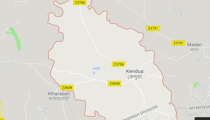 কেন্দুয়ায় সিএনজি চালককে কুপিয়ে হত্যা