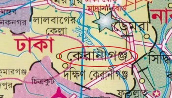 কেরাণীগঞ্জে প্লাস্টিক কারখানায় আগুন : ঢামেকে ভর্তি ২৫