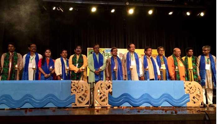 পর্দা উঠল 'গঙ্গা-যমুনা সাংস্কৃতিক উৎসবের