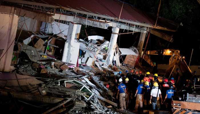 ফিলিপাইনে ভূমিকম্পে ৪ জন নিহত