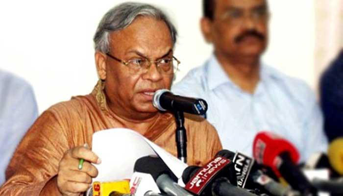 তারেক-জোবাইদার ব্যাংক হিসাব জব্দের আদেশ সরকারের নির্দেশে: রিজভী