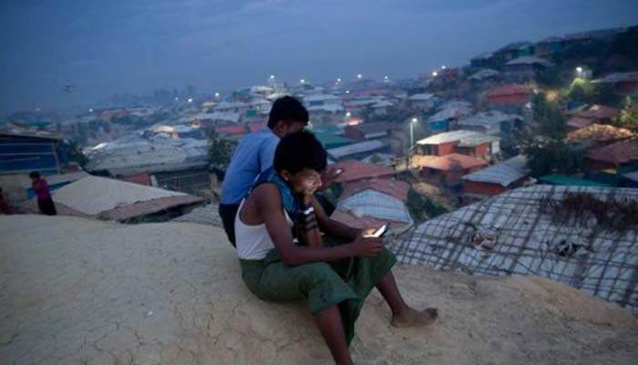 রোহিঙ্গা ক্যাম্প এলাকায় থ্রিজি-ফোরজি সেবা বন্ধ